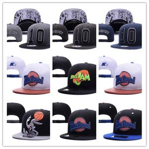 Новый дизайн дешевые Бесплатная доставка Spacejam бейсбол snapbacks SHOHOKU cao snapback шапки мужчины женщины