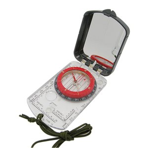 Brújula Outdoor Sports Survival Products Handheld Compass Equipo de campamento en oferta