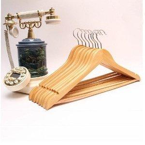 Appendiabiti in legno Appendiabiti in camicia Appendiabiti in legno Qualità Premium Heavy Duty per cappotti Giacche Abiti Pantaloni