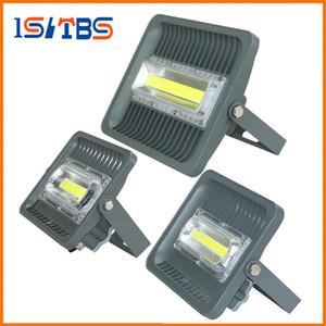 Proiettore LED 30W 50W 70W 100W 85-265V Caldo / Freddo Illuminazione esterna per esterni LED Super Bright Flood Spotlight Lampada IP68 impermeabile
