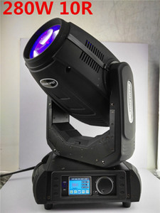 Super LED 280 W 10r Beam Spot Wash 3in1 fascio di testa mobile 280 fascio 10r dmx dj illuminazione del palcoscenico