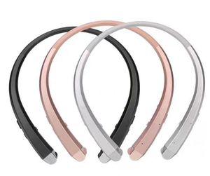 Mise à niveau de HBS910 TONE INFINIM Version HBS900 Casque avec collier HBS 910 sans fil Bluetooth 4.1 Écouteurs sport HBS910 avec emballage de vente au détail 2018