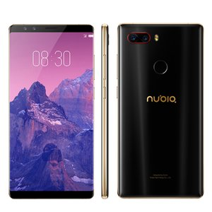 "Original de telefone celular ZTE Nubia Z17S 4G LTE Snapdragon 835 6GB RAM 64GB ROM Android 5,73"" Full 23MP tela Fingerprint ID Smart Mobile Telefone"