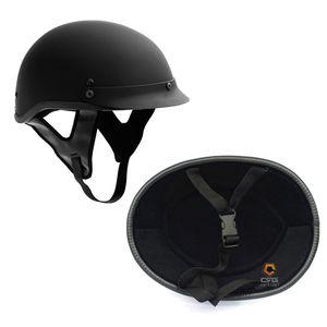 ركوب سباق كاسكو موتو دوت للدراجات النارية خوذة نصف الوجه الرجال خوذة دراجة نارية capacete motogp الرجعية الترابية دراجة اللمعان الأسود S-XXL