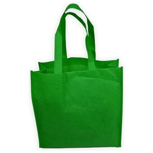 Bolsas no tejidas Bolsos personalizados Bolsos Personalizados Reutilizables Tienda de comestibles Conjunto de compras Mayorista Bolsa promocional para toda la vida