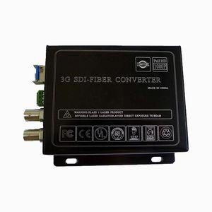 3G / HD / SD-SDI Video to Optic Media Converter; SDI Video sobre Fibra Transceptor; 20 km, fibra única, modo único