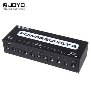 JOYO JP-02 блок питания изолированный выход для гитары 9V 12V 18V эффект