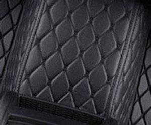 Tapis de sol de voiture de forme spéciale spécialement pour Jeep Grand Cherokee WK WK WK2 Liberté Wrangler tous temps 3D styling de tapis de voiture de style