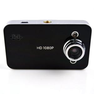 K6000 Car DVR Full HD 1080p traço Cam 2.4 '' tela HD Night Vision 140 Lente Grande Angular Car Auto Câmera de Vídeo Recorder Car-Styling