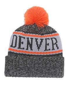 Frete grátis-2018 New Denver Football Beanie chapéu de lã de inverno