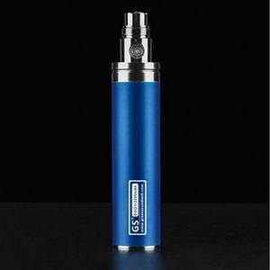Оригинальный Клевер Overlord твист батареи переменное напряжение 2200 мАч E сигареты батареи 3.2 V-4.8 V EGO II твист XDOG II батареи