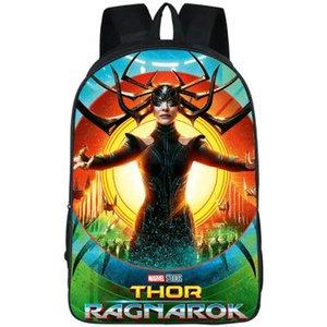 Hela Rucksack Thor Ragnarok Tagesrucksack Death Nephthys Schultasche Freizeitrucksack Qualitätsrucksack Sportschultasche Outdoor-Tagesrucksack