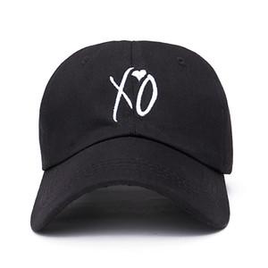 Fashion adjustable XO hat the Weeknd Snapback hats for men women  hip hop dad caps sun street skateboard casquette cap