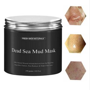 Maschera da mare Dead Mask Sea Deep Nero Nero PORE ACCELENTE ACNE ACNE BLemish BUDING BUDING CLEARING Idratante PULIZIA PULIZIA IDRAING MASK CLEANER XREOK