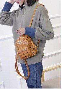 2017 yeni moda punk seyahat sırt çantası güney Kore süper mini sırt çantası