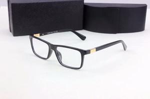 جودة OPR06SV النظارات الإطار مرنة معبد للجنسين إطار مستطيل نقية لوح ل النظارات الطبية 54-16-140 حالة مجموعة كاملة