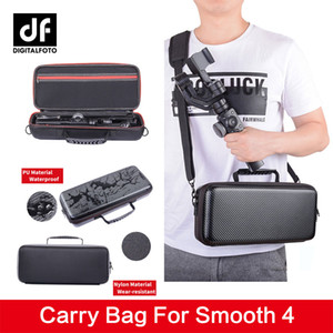 Storage Protection waterproof Carrying Bag Case for Zhiyun smooth 4 handheld smartphone gimbal stabilizer Bag