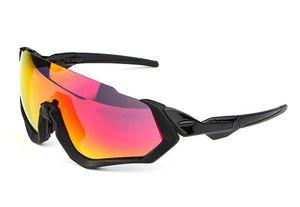 Occhiali da ciclismo polarizzati moda da uomo Occhiali da ciclismo da ciclismo Occhiali da ciclismo Occhiali intercambiabili da 3 lenti Giacca da ciclismo