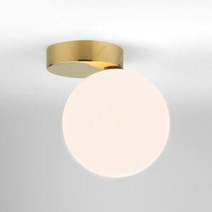 الحديث الزجاج الأبيض مصباح الجدار D20CM جولة الكرة مدخل الجدار الخفيفة نوم بجانب الفن الإنارة المنزلية مصابيح الإضاءة الرئيسية WA031