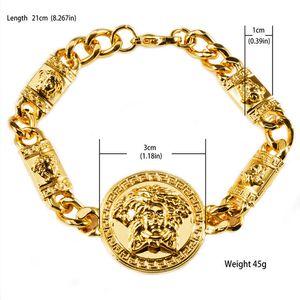 Armband aus 24 kt. Vergoldetem Armband