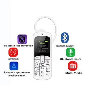 Autentico orecchio rima M9 Mini Auricolare Bluetooth Piccolo telefono cellulare BT3.0 Bluetooth Supporting Mobile e Unicom 2G 3G 4G Micro SIM Card