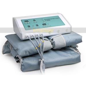 Похудение тела !Pressotherapy Новый Красный Инфракрасный Луч Для Похудения Одеяло Массажер Лимфатический Детокс Спа