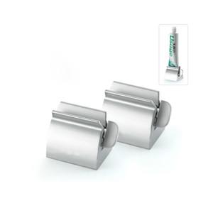 롤링 튜브 착취 치아는 스 퀴저 치약 디스펜서 다기능 욕실 플라스틱 크림 튜브 압박 디스펜서 붙여 넣기