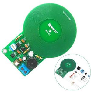 Spedizione gratuita! 1 pz / lotto Metal Detector Kit Kit Elettronico DC 3 V-5 V 60mm senza contatto Sensor Board Module DIY Electronic Part Metal Detector