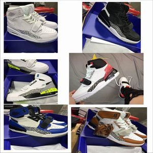 With box Mens 312 OG Top Men casual Shoes Good Quality Men 312 Rookie of the Year 312 Storm Blue casual shoes