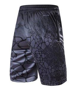 Atacado-Marca KD Bermudas Basquete Shorts Homme Masculina Verão Esportivo Dupla Face De Malha Na Altura Do Joelho Cordão Executa Plus Size Shorts