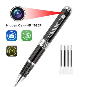16GB Memory Built-in Pen Camera HD 1080P Mini DVR, 1920 * 1080P Video Portable Video Recorder Camcorder DV PQ17A