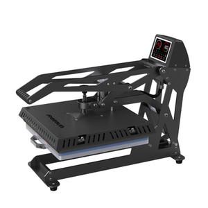 NUOVA macchina da stampa della stampa della maglietta di sublimazione della macchina della stampa della pressa di calore di 40 * 50cm del touch screen LCD