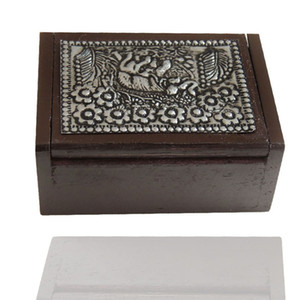 Scatola di stuzzicadenti in legno stile thailandese in latta a forma di elefante superficie artigianale fatti a mano elegante porta stuzzicadenti ZA6947 spedizione gratuita