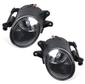 Conjunto de lámpara de luz antiniebla LED frontal izquierda derecha universal para Audi A4 B6 98-04 Car Road