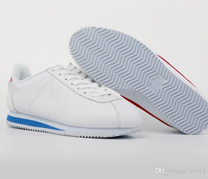 CLASSIC CORTEZ 남성 및 여성 캐주얼 신발 야외 운동화 신발 검정 내마 모성 경량 트레이너 Athletic zapatillas