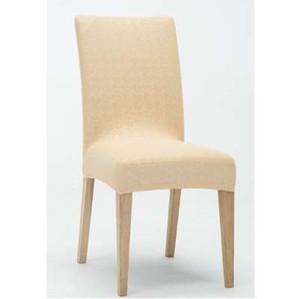 ROMANZO толстый водонепроницаемый стрейч PU / ПВХ обеденный стул охватывает один кусок универсальный спандекс Главная стул ресторан стул крышка стула