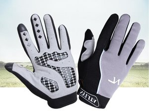 Outdoor mountain mounted antiskid sunproof bicycle refers to winter touch screen warm gloves.