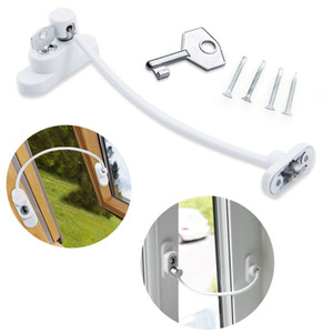 1 шт. окно ограничитель двери безопасности блокировки кабеля провода ребенка безопасности младенца замок HG99