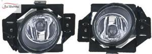 닛산 Livina 2007 년을위한 차 안개 빛 명확한 정면 안개 램프 빛은 집합 장비를 대체한다 (1 쌍)