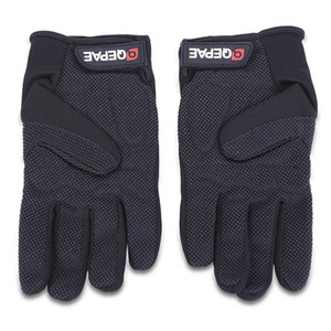 QEPAE Paired Windproof MTB Motorcycle Road Bike Racing Cycling Full Finger Gloves Suitable for cycling, traveling and other outdoor sport