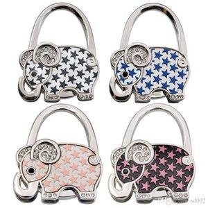 Kawaii Fil Çanta Çanta Kanca Masaüstü Çift Kullanım Çantası Askı Yaratıcı Tasarım Bavul Tutucu Aksesuarları Birçok Stil 8yx ZZ