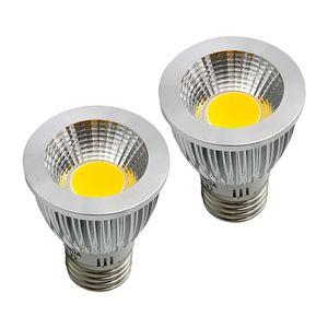COB Led ampoules 9W 12W 15W COB GU10 GU5.3 E27 E14 MR16 Dimmable LED Sport lumière DC12V AC 110V 220V 240V ampoules