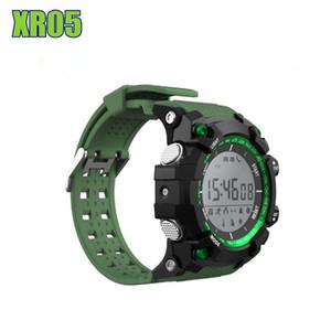 Профессиональный спорт смарт-часы XR05 30 метров водонепроницаемый открытый Высота воздуха давление температура входящий вызов напомнить Bluetooth 4.0 часы