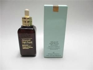 Top qualité bouteille brune Advanced Night Repair Essences Sérum 100ML Hydratant Réparateur Essence Populaire produit de soin de la peau