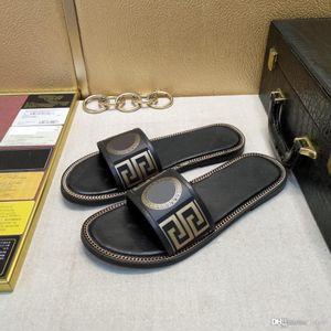 Le pantofole Medusa Top Summer sono lussuose e attraenti, scarpe casual, sandali da spiaggia, nastri e pantofole.
