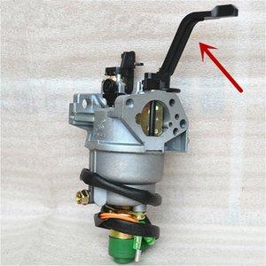 Карбюратор (стиль B) для двигателя Honda GX340 EC5500 5KW с электромагнитным клапаном ручная замена дроссельной заслонки