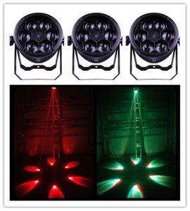 20 unidades 6pcs * 10W RGBW 4in1 dmx par64 led par light Aluminurm led par light rgbw