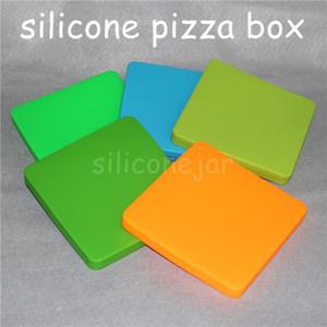 1 Pizza Силиконовая кусок Концентрат Wax 200мл Воск Банки Большое кремниевое масло DAB для контейнеров Контейнеры Контейнеры MPIJB