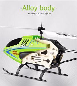 SYMA S8 3.5CH RC Helikopter Elektrikli Gryo Uzaktan Kumanda ile Arama Işık RTF Model Oyuncaklar Hediye için Çocuk