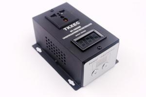 новое прибытие AC 220 В 10000 Вт SCR электронный регулятор напряжения температура скорость регулировки контроллера затемнения диммер термостат